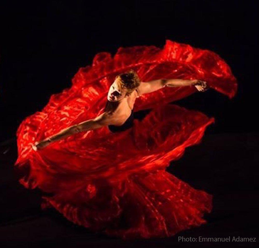 Red Skirt Emmanuel Adamez.jpg