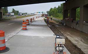 Road Deck Repair