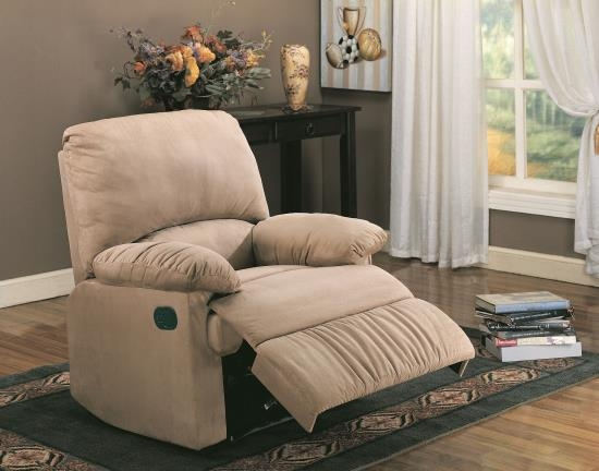 $198.00 Stationary Recliner - Closeout Limited Stock Available