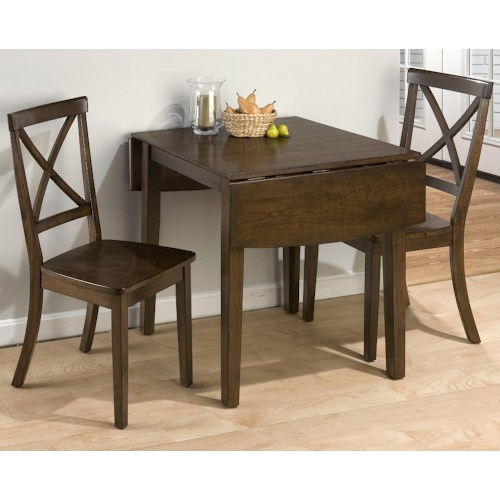 jofran   3 piece dinette dinettes  u2014 fred u0027s furniture co   rh   fredsfurnitureco com