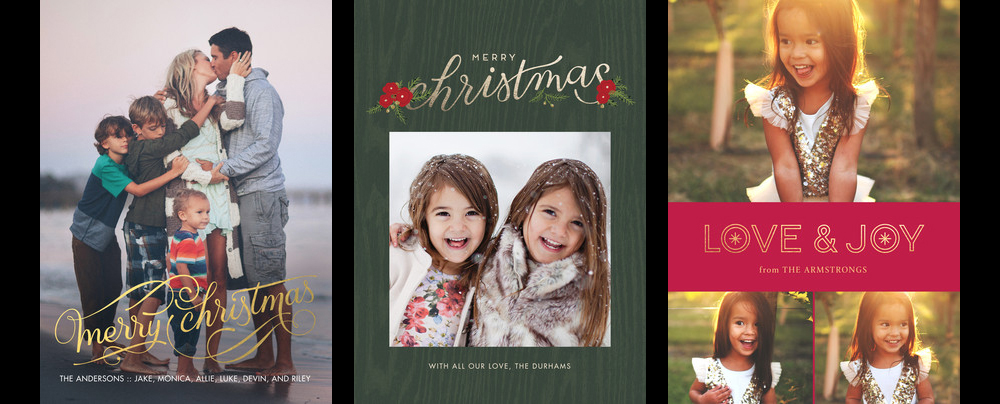 Christmas cards © American Greetings L:  Click here for the card    M:  Click here for the card    R:  Click here for the card