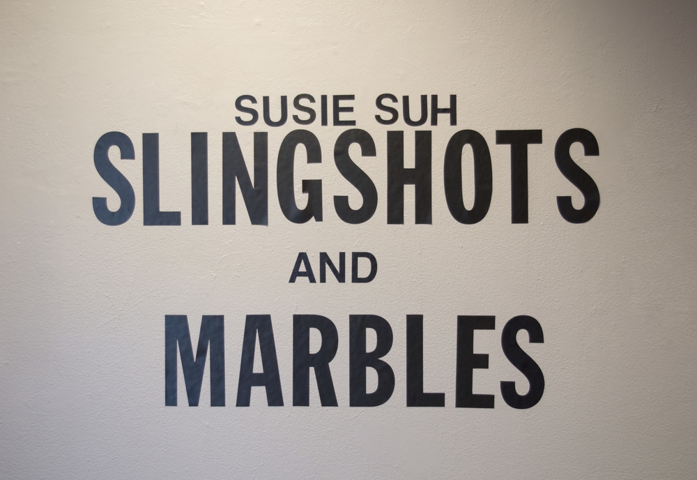 Sling Shots and Marbles Exhibition