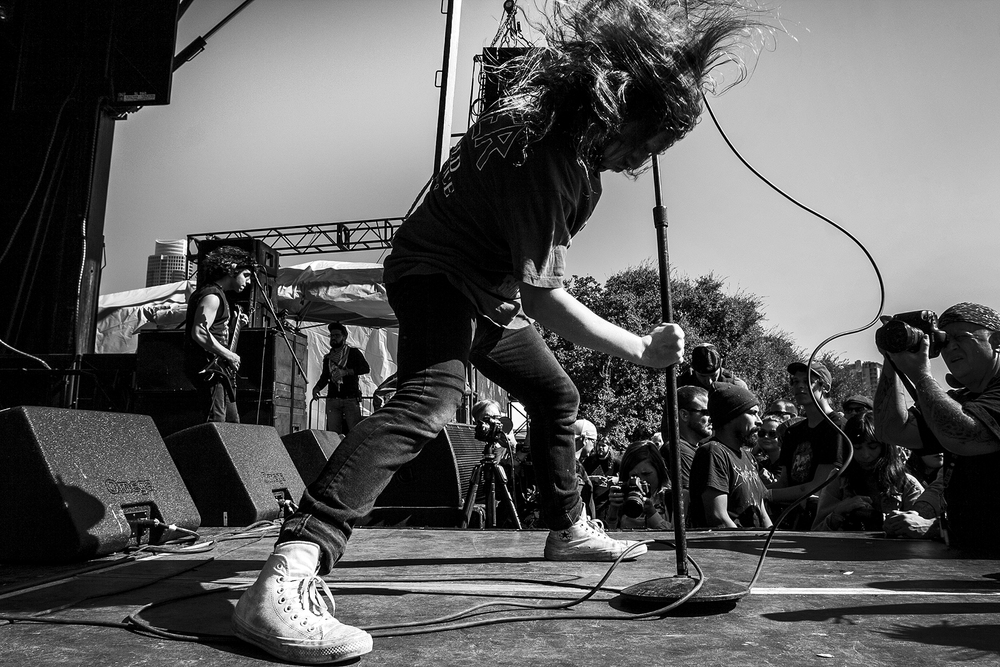 Power Trip // FFFFEST