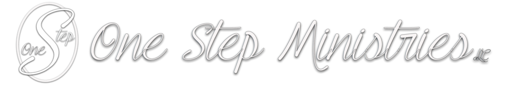 One Step Long Logo White Outlined.png
