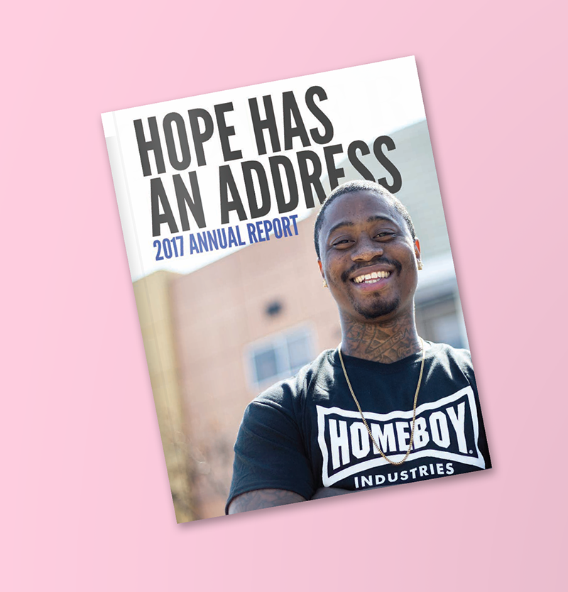 Homeboy Industries // Annual Report