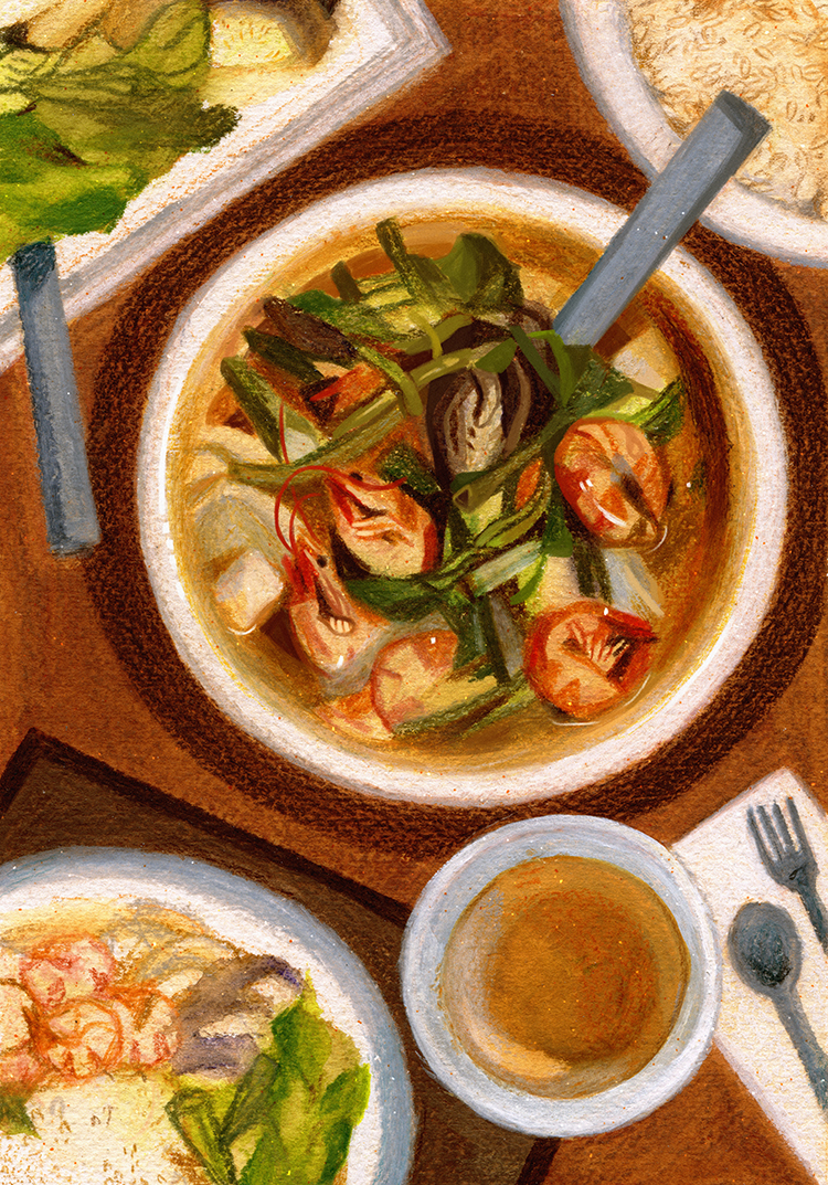 Sinigang by Sarah Gonzales