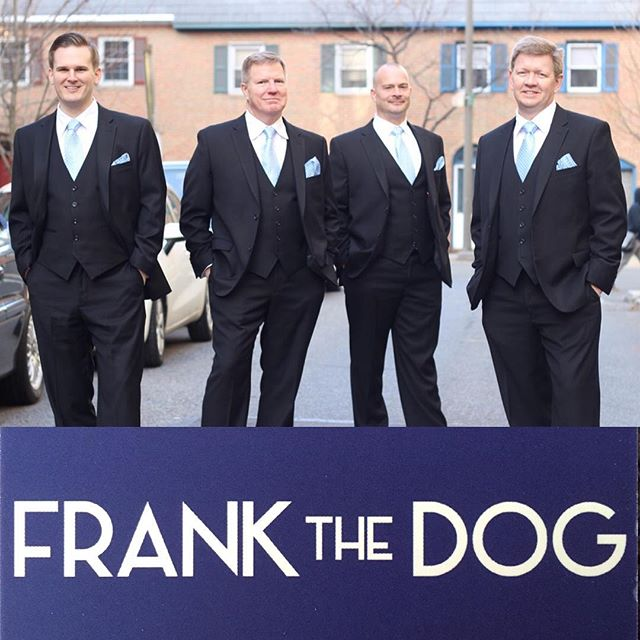 Representing the Mid-Atlantic District: Frank the Dog! [Stage time: 1:22pm] #bhsnash