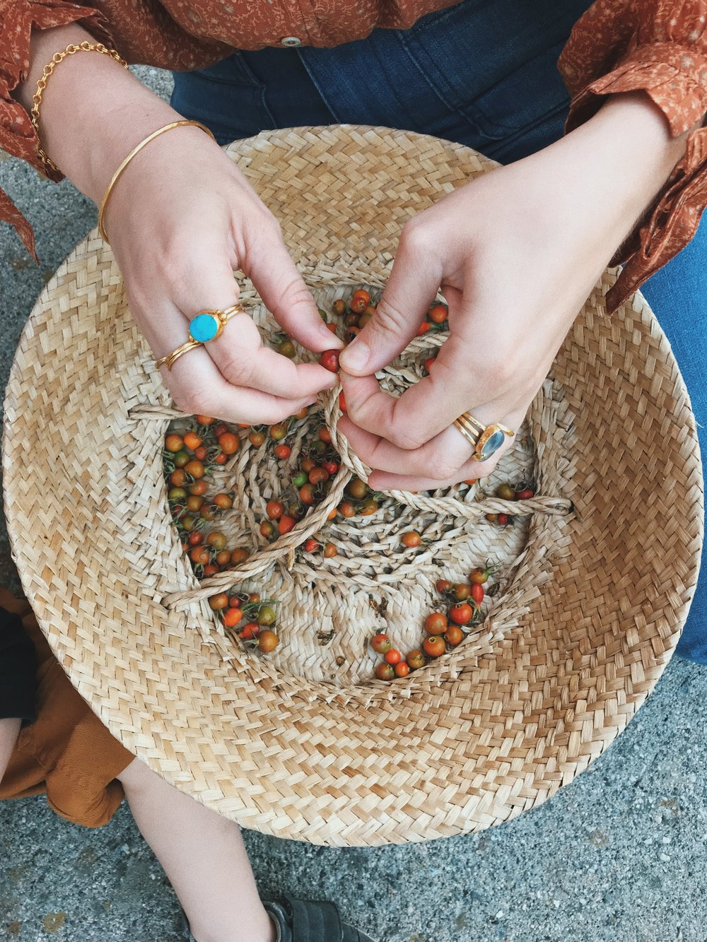 Autumn Rituals - After a fruitful and busy Summer, Autumn rituals are an incredible way to help us shift into a slower, more intention pace. The two rituals shared below are favorites, one for using what we have harvested, and the other for giving back to the Earth to make sure we have bountiful harvests in the years to come.