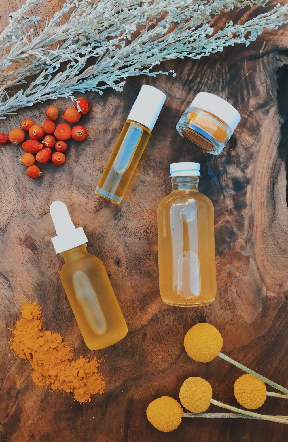 The Medicine Cabinet: Remedies for Autumn -