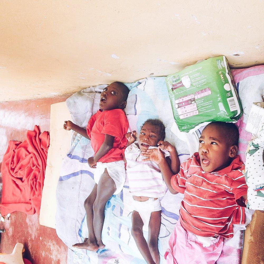 June, 2014. Orphanage 1