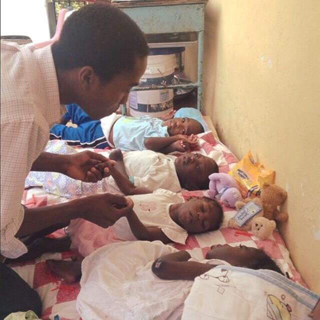 January, 2015. Orphanage 1