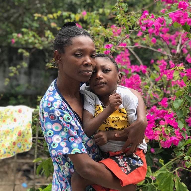February, 2018. Haiti Mama.