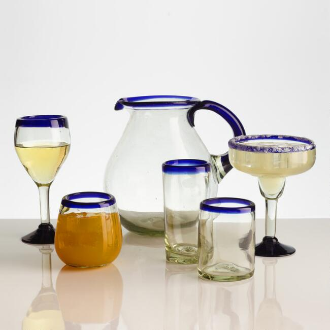 World Market  Rocco Glassware $12-$24
