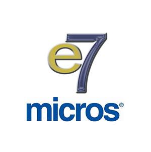 Micros e7 Logo