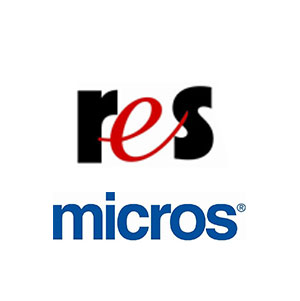 Micros 3700 RES Logo