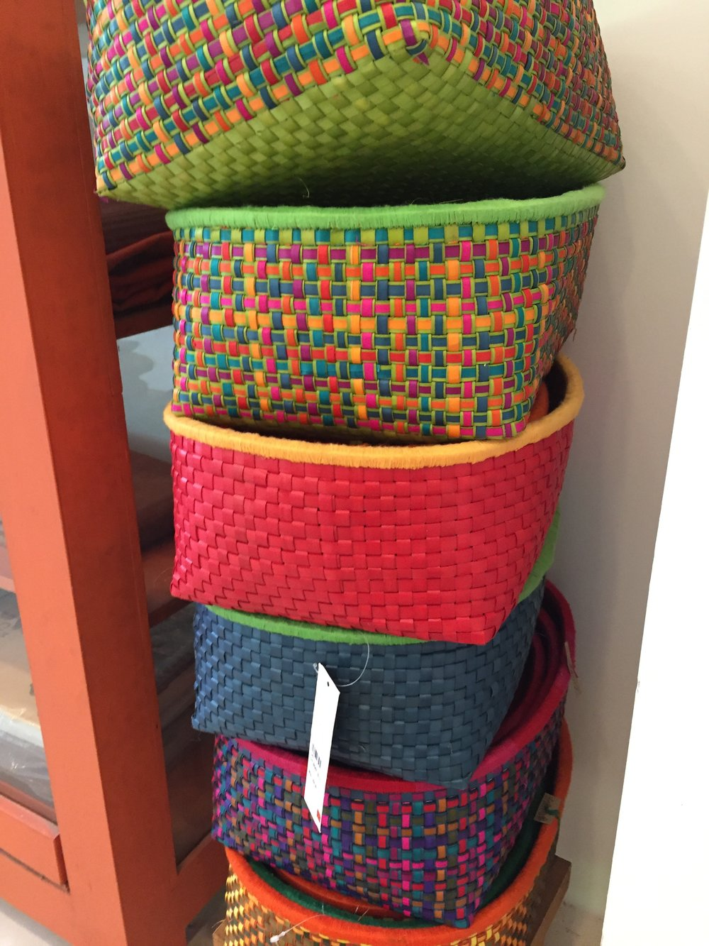 Palmyra Baskets