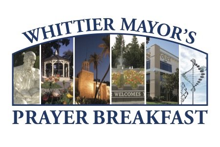 Whittier Mayor's Prayer Breakfast