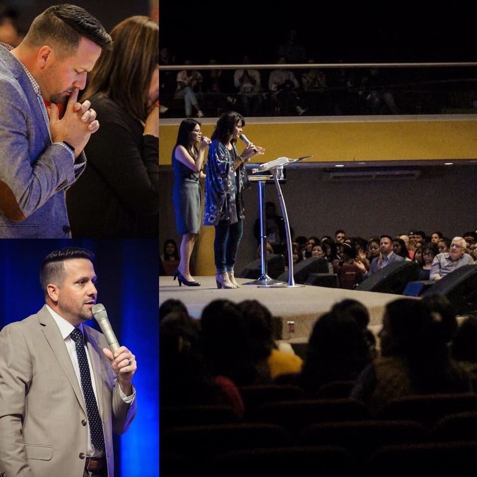 - Thank you for taking time to listen. We pray that you were blessed and enriched by the word of God.
