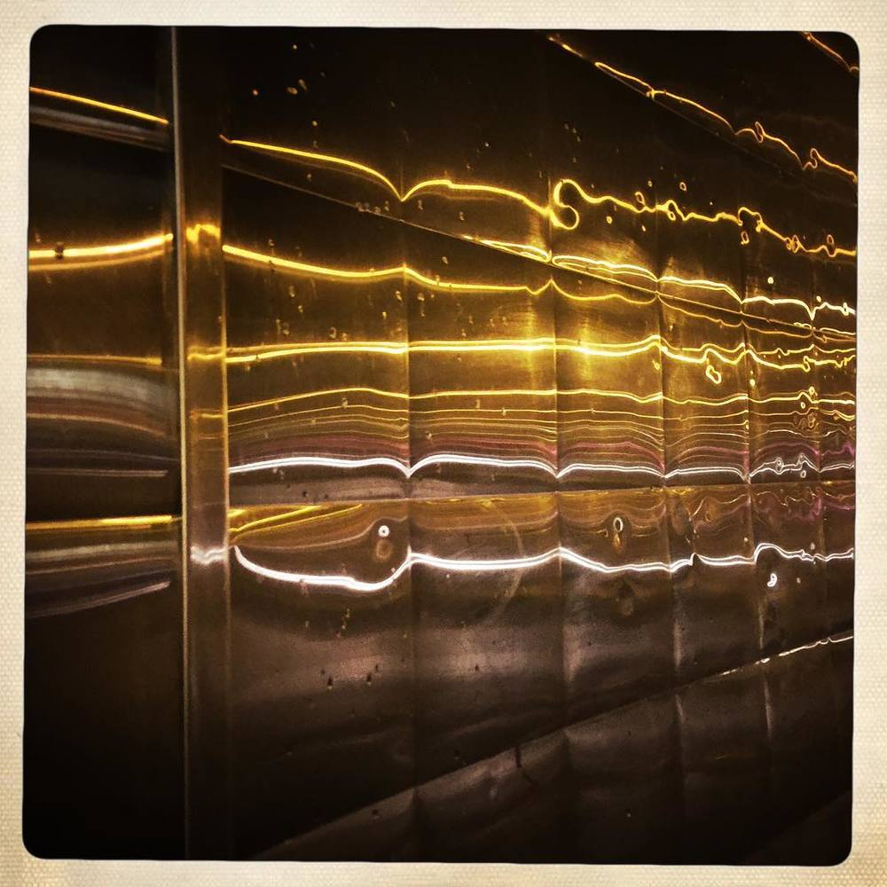Day 61: light lines.