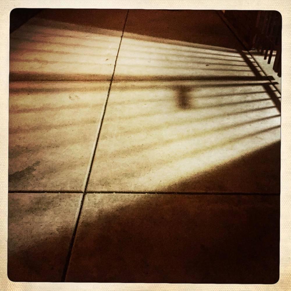 Day 88: gate light.
