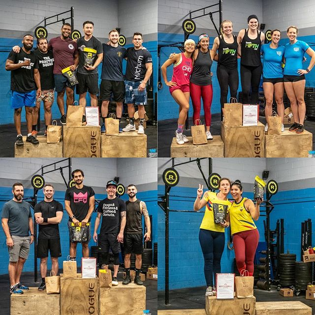 Thanks to everyone who came out to @crossfitqueens on Sunday, and congratulations to our winners! 🏆 Our next event will be @crossfitgantry on October 21st - get your team registered at www.thenycsubwayseries.com! . Women's Rx Division 🥇 CrossFit 5th Ave - @crossfitfifthave 🥈 Rx RNs - @crossfitdutchkills 🥉 Loud 6 O'Clockers - @crossfitqueens . Men's Rx Division 🥇 Team F***S***U* - @crossfitnyc 🥈 Peanut Butter and Jelly Legs - @crossfitqueens 🥉 The Practice Squad - @crossfitprospectheights . Women's Scaled Division 🥇 La Tri-Color Pa Pa - @crossfitqueens . Men's Scaled Division 🥇 BCBD - @crossfitqueens 🥈 Whiplash - @crossfitqueens 🥉 Chumicrow - @crowhillcrossfit . Event 3 Affiliate Standings, Rx Division 🥇 @crossfitnyc (21 points) 🥈 @crossfitqueens (23 points) 🥉 @crossfitprospectheights (27 points) .  Event 3 Affiliate Standings, Scaled Division 🥇 @crossfitqueens (9 points) 🥈 @crowhillcrossfit (17 points) . Overall Affiliate Standings, Rx Division 🥇 @crossfitnyc (5 points) 🥈 @crossfitvirtuosity (12 points) 🥉 @crossfitprospectheights (15 points) .  Overall Affiliate Standings, Scaled Division 🥇 @crowhillcrossfit (4 points) 🥈 @crossfitqueens (7 points) 🥈 @crossfitnyc / @crossfitsouthbrooklyn (8 points) . For complete results, please visit tiny.cc/2018event3