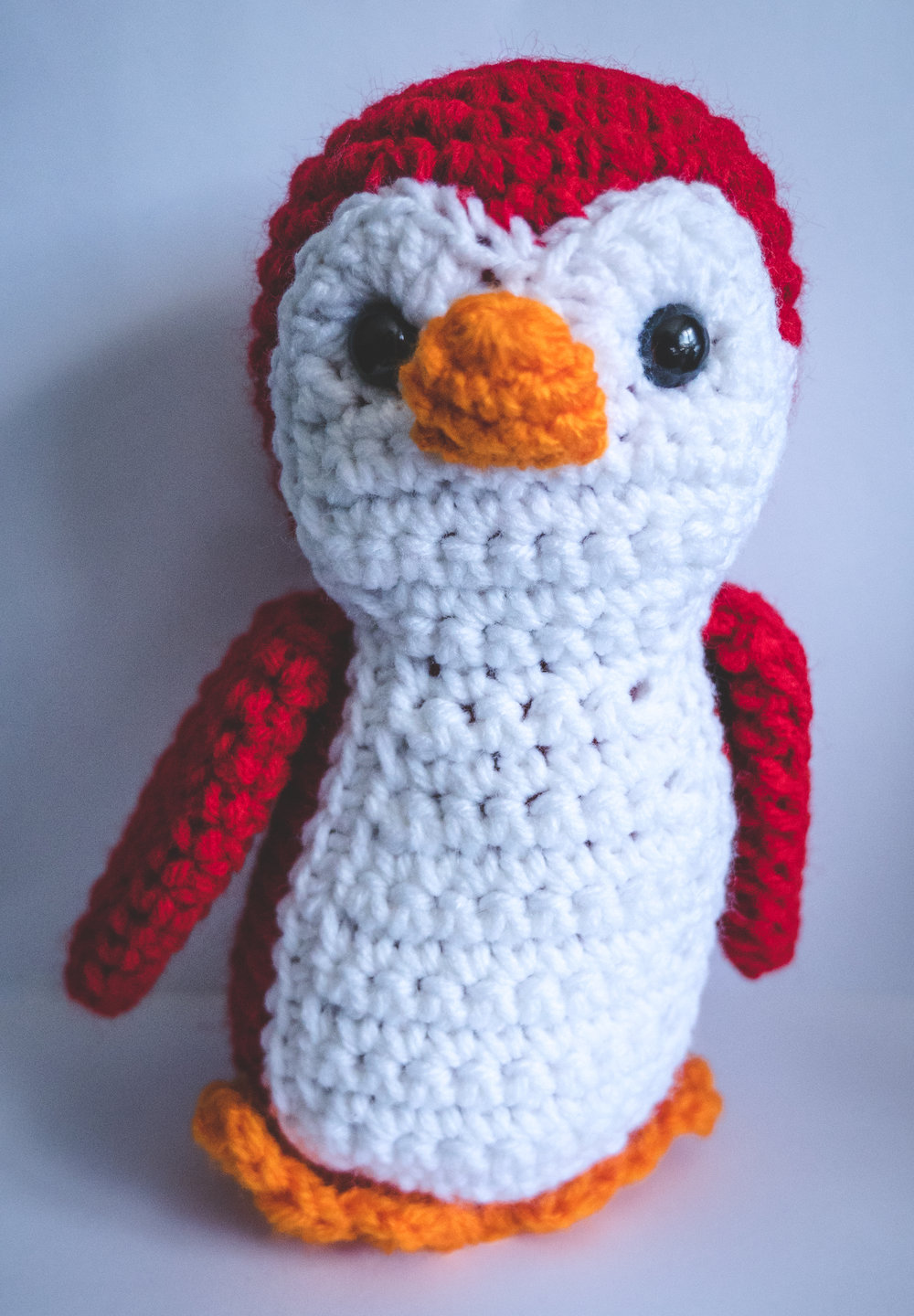 HI! YOU FOUND ME - Hurry and post a screen shot to the More Than Just Me Group Page and tag three people who love the color red and add a penguin GIF in your comments!Big Red Penguin #penguinhunter***One Available***DON'T FORGET TO TAG TOMMY DANGER