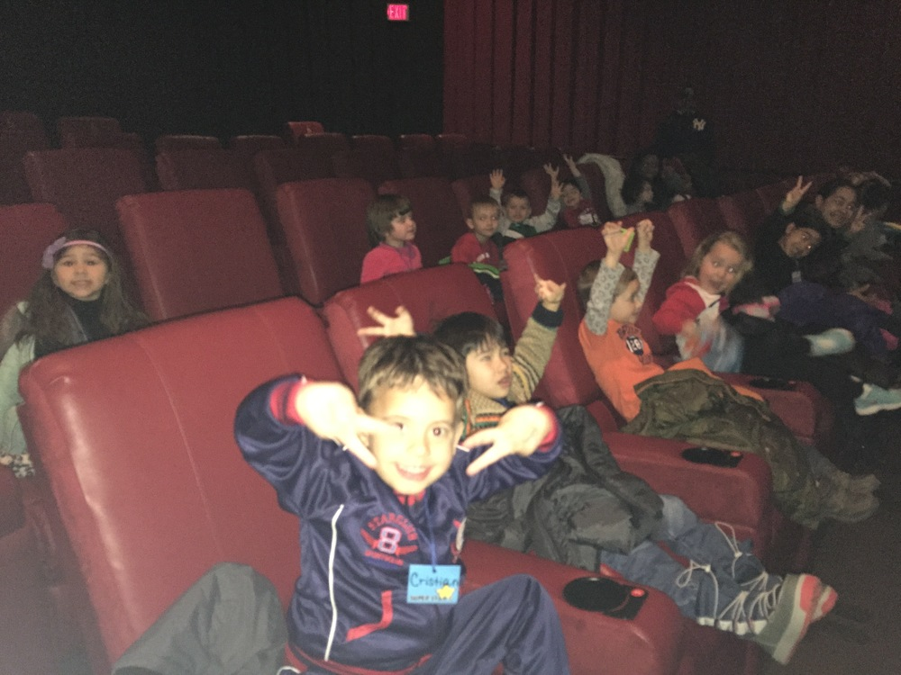 Field Trip To The Theater!