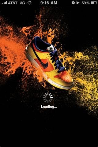 Nike ID App