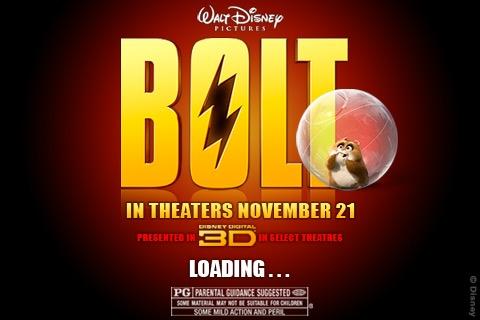 Bolt iPhone App