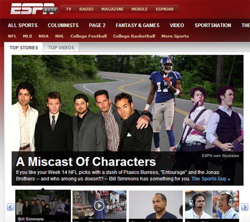 ESPN.com Beta