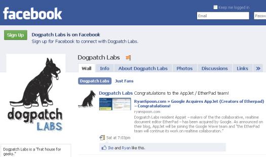 facebook dpl