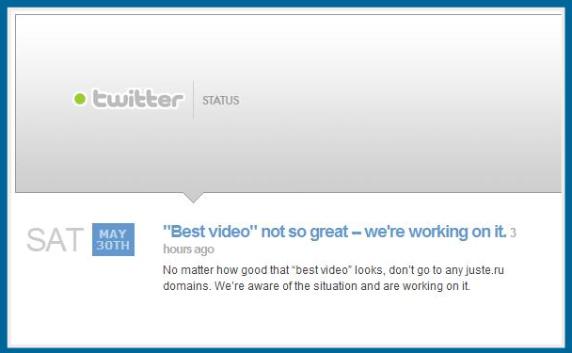 Twitter Best Video Virus