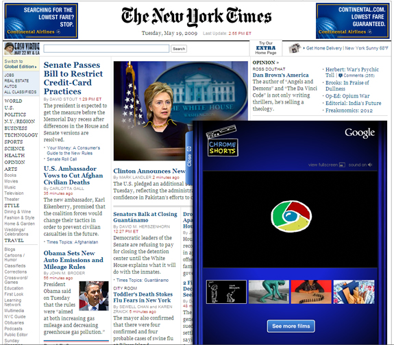 google-chrome-nytimes