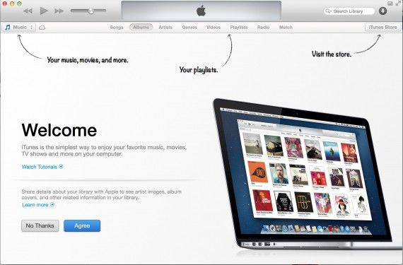 Appification of iTunes