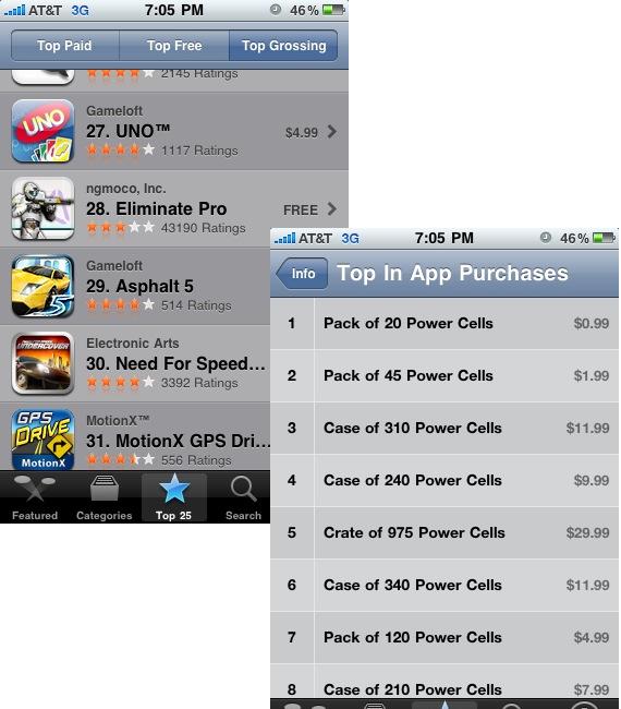 ngmoco eliminate pro iphone app