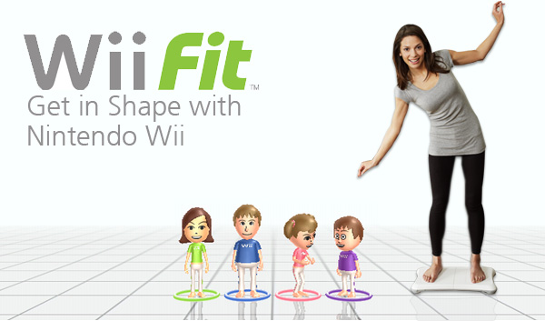 Wii Fit Game Nintendo