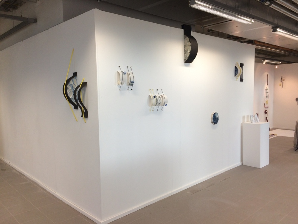 traction, 2016 - 'New Makers' exhibition view