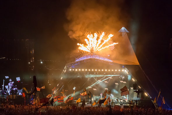 Pyramid Stage | Glastonbury Festival