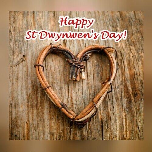 St. Dwynwen's day