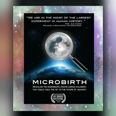 This award winning documentary contains the latest research on the origins of the microbiome; and how microscopic events that take place during childbirth have lifelong consequences for the health of our children. It features interviews and research from leading professors from around the world.