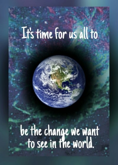 It's time for us all to be the change we want to see in the world ~ Spreading the Light of Truth ~ Holly Charles ~ Web: www.hollysholistichealing.co.uk FB: Holly's Holistic Healing Twitter / IG: @holistic_holly Etsy: HolisticMysticHolly