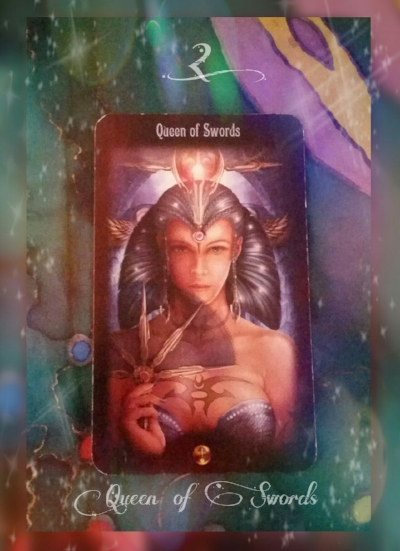 Queen of Swords ~ Free Tarot Reading by Holly Charles ~ Web: www.hollysholistichealing.co.uk FB: Holly's Holistic Healing Twitter / IG: @holistic_holly Etsy: HolisticMysticHolly