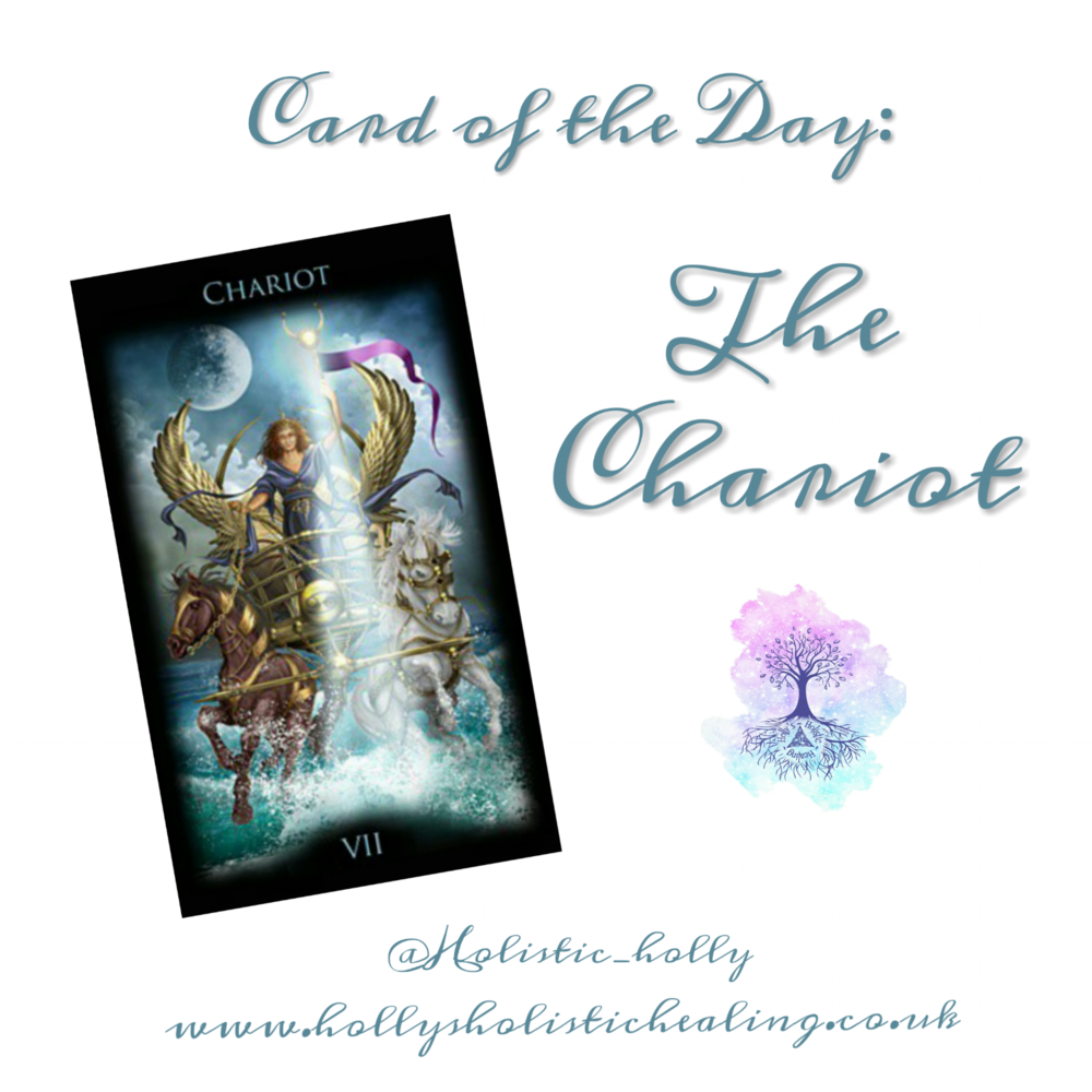 Card of the day - The Chariot