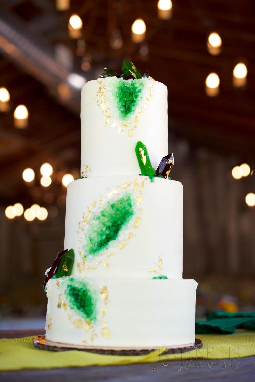 Emerald City Cake