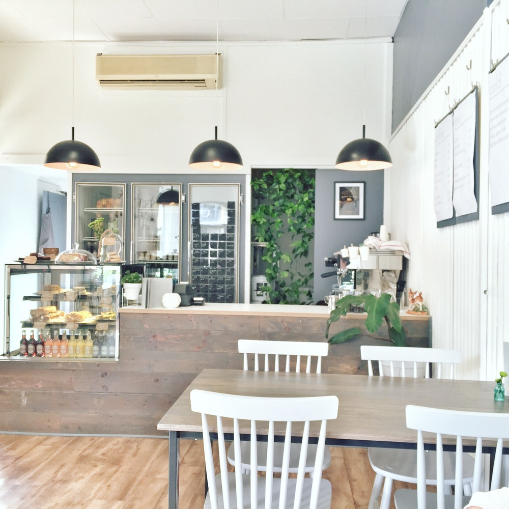 Fawn Coffee, Adelaide.