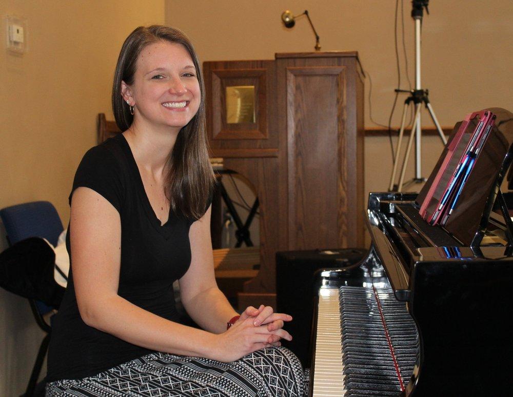 Maureen Konopka, Director of Music Ministries