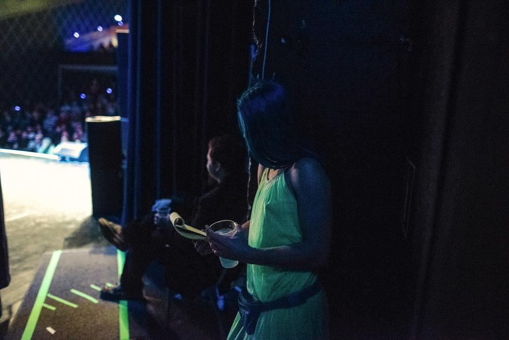 Bingo Backstage