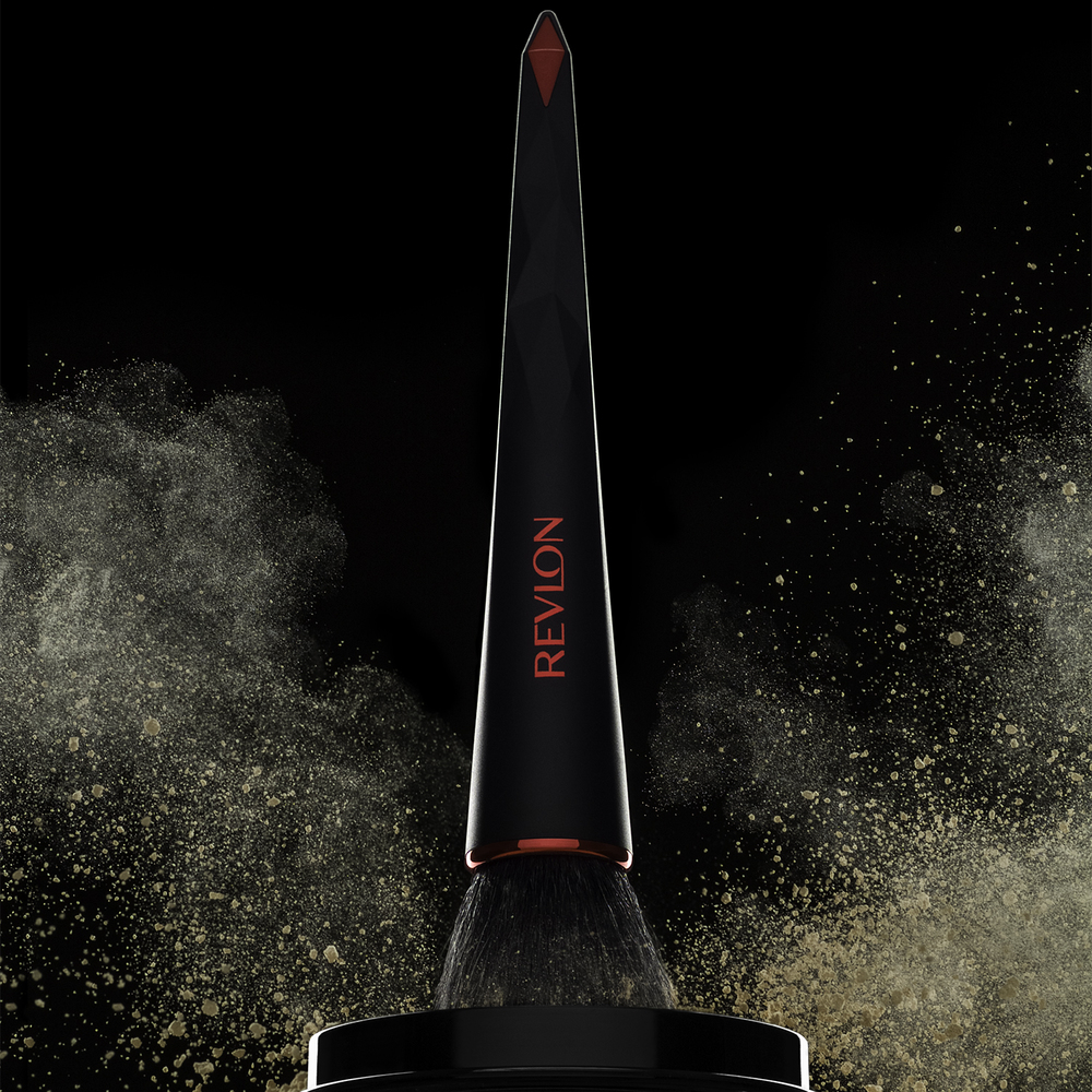 Revlon Brush With Clouds Of Dust