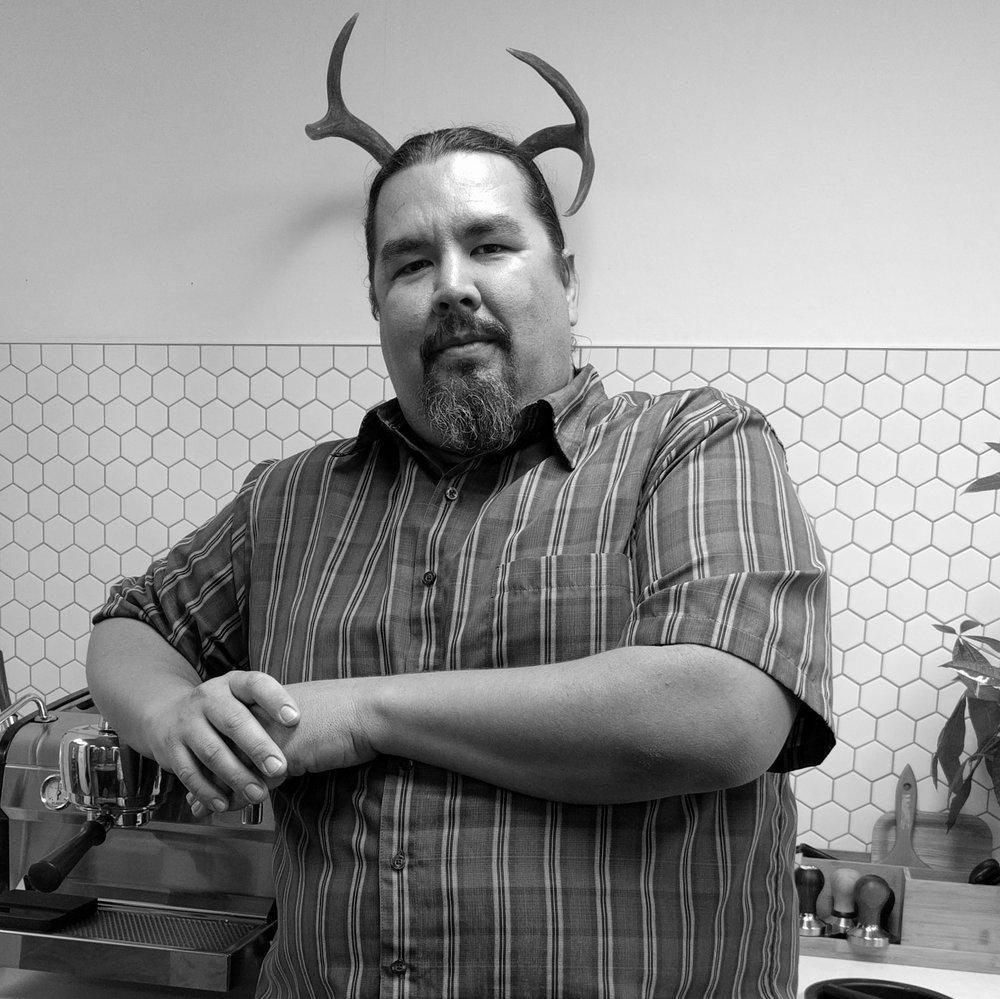 Dave Merkin Espresso Parts Vice Chair