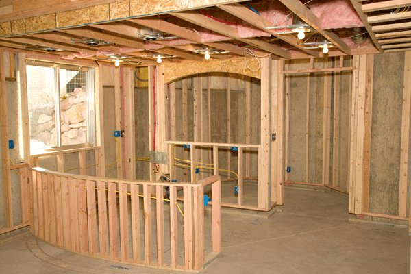 Renovations sylvester construction llc for Basement construction costs